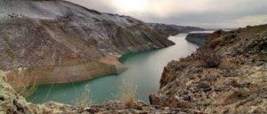 Река Азат - Левый приток Аракса