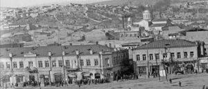 Ереван - Площадь Республики 1930 год