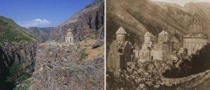 Монастырь Хцконк - Историческая Армения