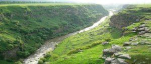 Армения - Река Дзорагет