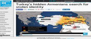 France 24 о криптоармянах Турции