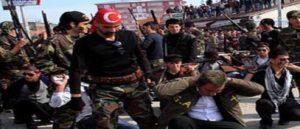В Арджеше расстреляли турка