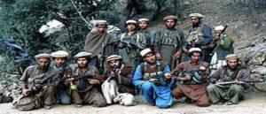 Моджахеды в Арцахской войне