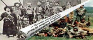Примерная численность армянских бойцов