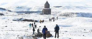 Руины Древнего Ани