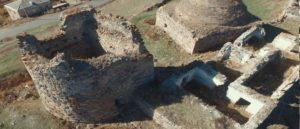 Крепость Ахалкалаки на грани