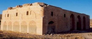 В Урфе разрушается армянская церковь