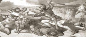 Битва армянского царя Вараздата