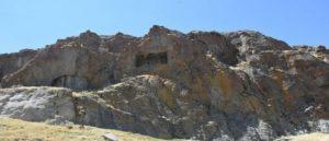 Древняя пещерная гробница