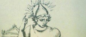 Бог письменности Тир