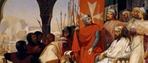 Рыцари ордена Святого Иоанна