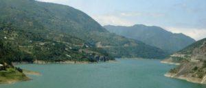 Река Чорох - Одна из четырех