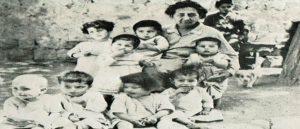 История шведской семьи