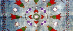 Искусство вышивки Мараша