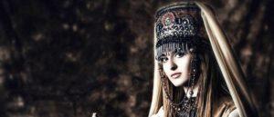 Армянская традиционная женская одежда
