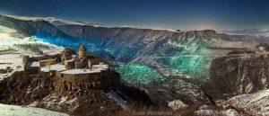 Тысячелетний монастырь Татев