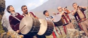 Древний армянский танец