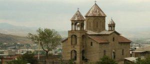 Отдельная епархия армянской церкви