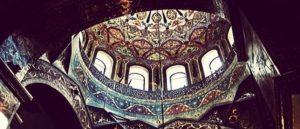 Купол армянской церкви IV-го века