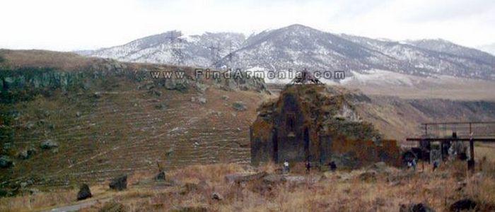 Храм Аствацнкал - Армения
