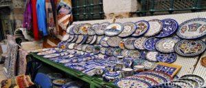 Армянская керамика Иерусалима