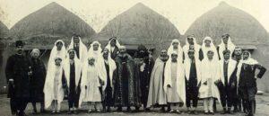 Свадьба армянских сирот в Месопотамии