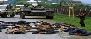 Беспредел Советских войск