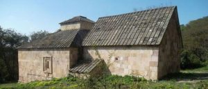 Монастырь Мшакаванк - Тавуш - Армения