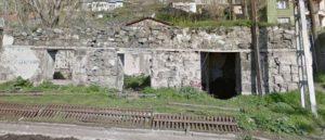 В городе Карс был разрушен дом