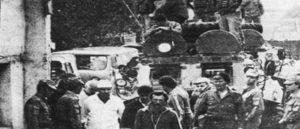 Военный террор вооруженных сил СССР