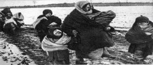 Депортацией армян под предлогом