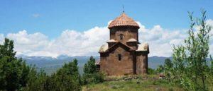 Церковь Манканоц - Ошакан - Армения