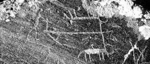 Петроглиф Ухтасар на 8000 лет старше