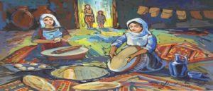 Особенности кухни Древней Армении