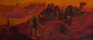 Картина Саркиса Хачатуряна