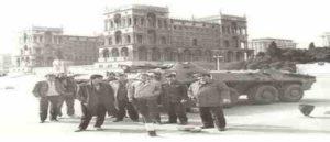 Погромы армян в Сумгаите - Свидетельство