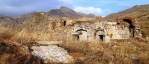 Монастырь Аратес - Сюник - Армения