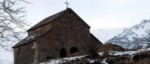 Церковь Зорац - Арени - Армения