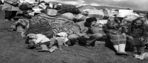 Арцах 1991г. - Осада армянского села Вернишен