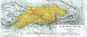 Границы Армении