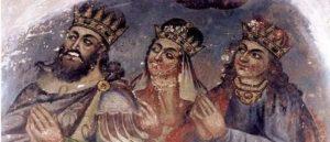 Девы в Христианстве Армении