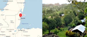 Село Армения в предгорьях хребта Майа
