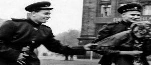 Похищение Берлина: зверства Красной армии
