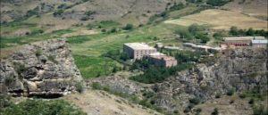 Крепость Цлик Амрам