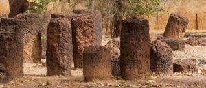 Каменные круги в Сенегамбии
