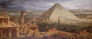 Армяне и Древний Египет