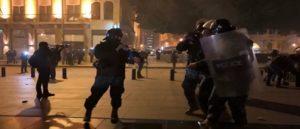 Антиармянские протесты в Бейруте