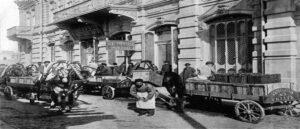 Баку в начале XX века