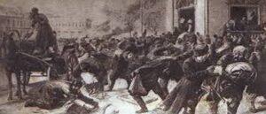 Баку 1905г. - Господа дали татарам