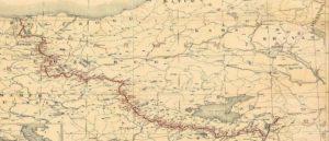 Реакция Турции на карту Армении